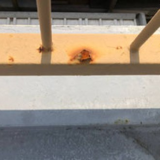 サビ|春日井市にある家の塗替え専門【外壁塗装・屋根塗装】グッドペインター