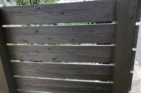 外壁塗装 春日井市 家の塗り替え 木部塗装 ビフォーアフター