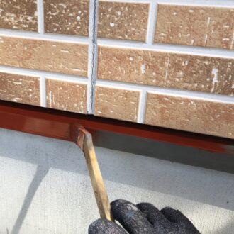 外壁塗装 春日井市 家の塗り替え 水切り サビ止め