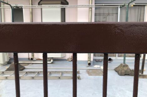 外壁塗装 春日井市 家の塗り替え 手摺り