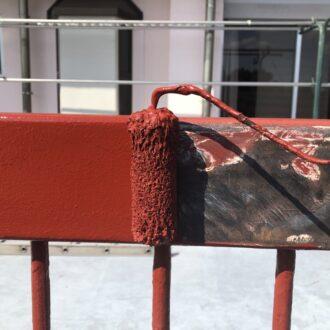 外壁塗装 春日井市 家の塗り替え サビ止め